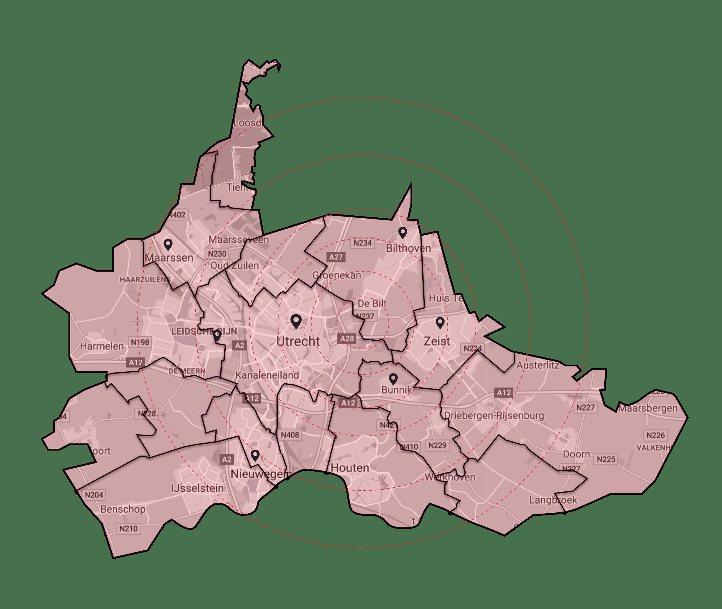 regio WSP amersfoort