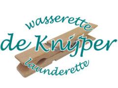 logo Wasserette de Knijper