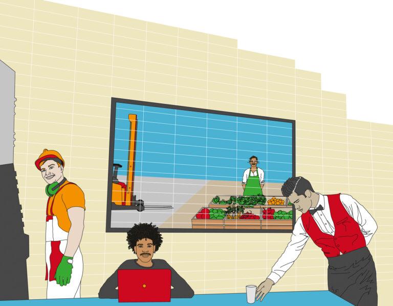 DEF_PLAT_wspu illustratie werkende jongeren