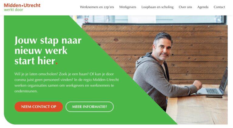 Midden-Utrecht werkt Door